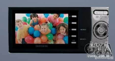 SamsungSDC-MS61 Mod para GTA San Andreas
