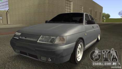 VAZ 2110 Dag para GTA San Andreas
