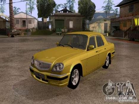 GAZ Volga 31107 para GTA San Andreas