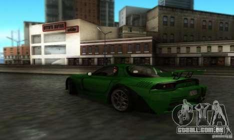 iPrend ENBSeries v1.3 Final para GTA San Andreas segunda tela