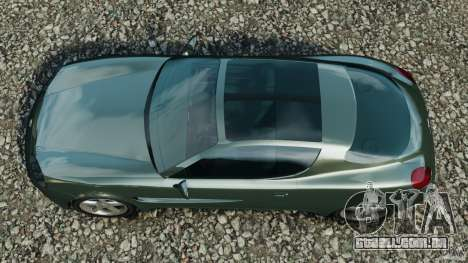 Daewoo Bucrane Concept 1995 para GTA 4 vista direita