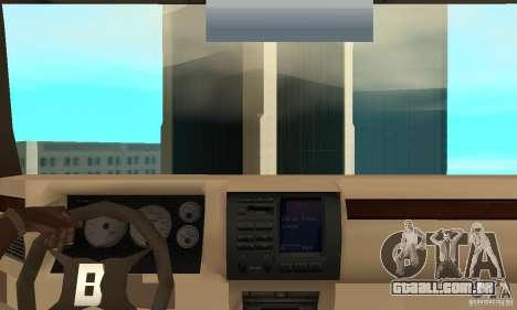 Jemala para GTA San Andreas vista direita