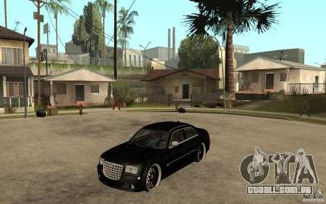 Chrysler 300C DUB para GTA San Andreas