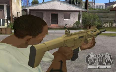 MSBS Radon para GTA San Andreas segunda tela