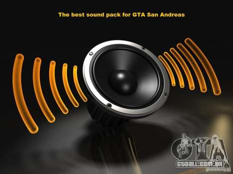 The Best Sound Pack para GTA San Andreas