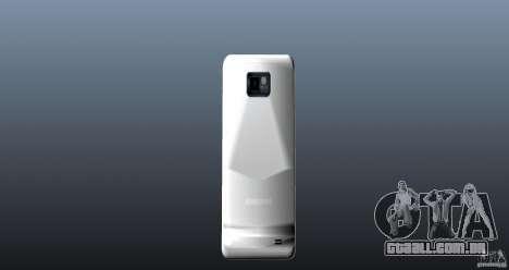 Samsung Galaxy S2 para GTA 4 terceira tela