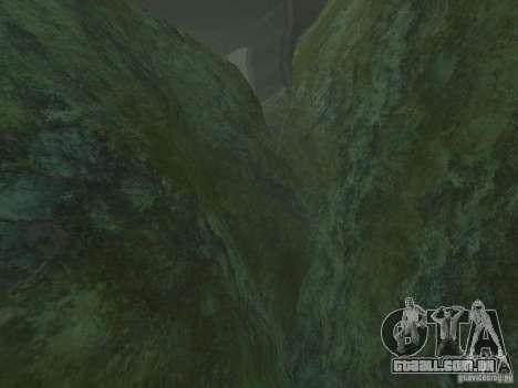 HD texturas de fundo do mar para GTA San Andreas segunda tela