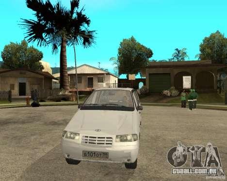 """VAZ 2120 """"Nadezhda"""" para GTA San Andreas"""