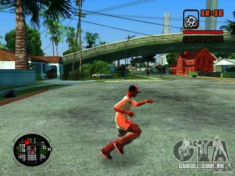 GTA IV Animation in San Andreas para GTA San Andreas sétima tela