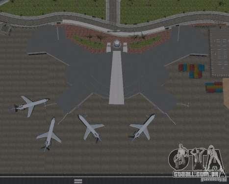 Real New Vegas v1 para GTA San Andreas décima primeira imagem de tela