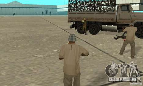 2 Duplo para GTA San Andreas segunda tela