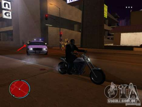 Os Super tiras para GTA San Andreas