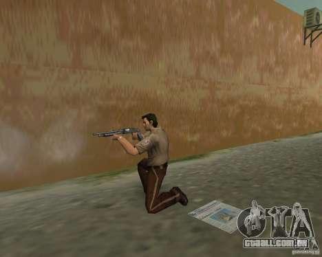 Armas de Pak de STALKER para GTA Vice City décima primeira imagem de tela