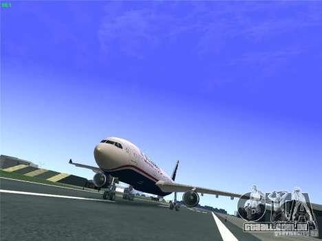 Airbus A330-300 US Airways para GTA San Andreas