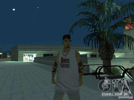 Skins Collection para GTA San Andreas sexta tela