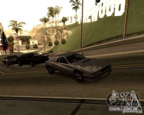 ENBSeries by Sashka911 v3 para GTA San Andreas sexta tela
