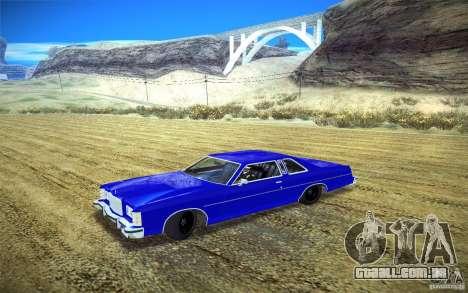 Ford LTD Coupe 1975 para GTA San Andreas