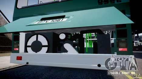 LIAZ 5256 para GTA 4 vista lateral