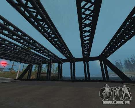 Ponte em LS para GTA San Andreas terceira tela