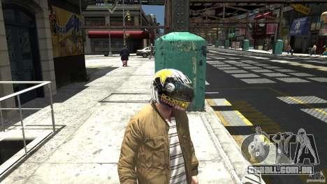 Energy Drink Helmets para GTA 4