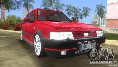 Fiat Uno Turbo para GTA Vice City