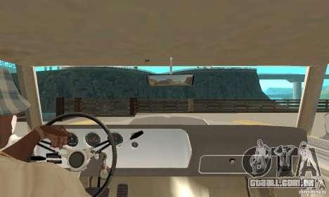 Chevy Monte Carlo [F&F3] para GTA San Andreas vista direita