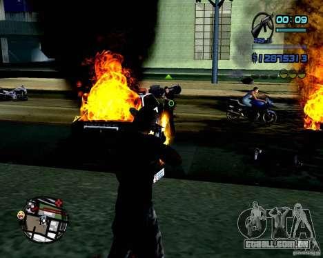 Not ENB para GTA San Andreas segunda tela