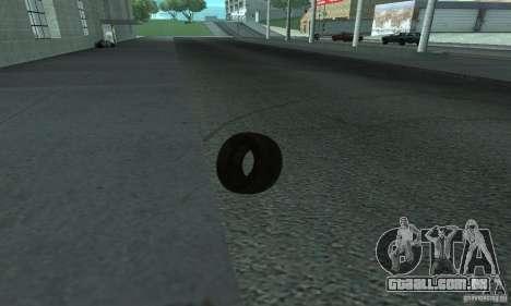 Pneus para GTA San Andreas
