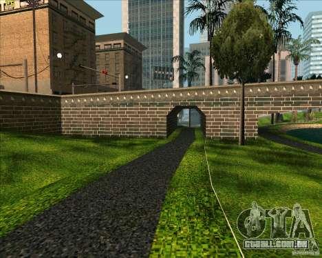 O novo parque em Los Santos para GTA San Andreas segunda tela
