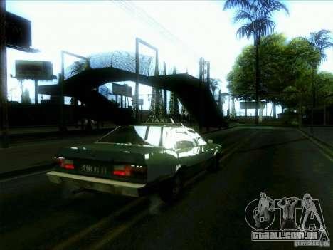 Um táxi do dri3r para GTA San Andreas vista direita