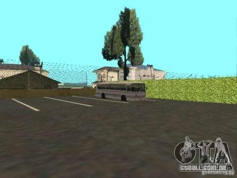 5 ônibus v. 1.0 para GTA San Andreas quinto tela