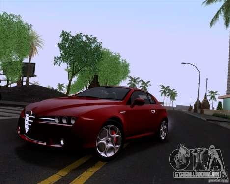 Alfa Romeo Brera para GTA San Andreas
