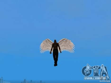 Wings para GTA San Andreas terceira tela