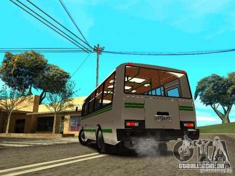 SULCO 32053 para vista lateral GTA San Andreas