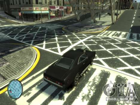 Road Textures (Pink Pavement version) para GTA 4 quinto tela