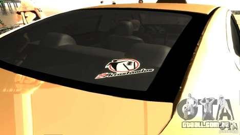 Dodge Charger SRT8 Re-Upload para vista lateral GTA San Andreas