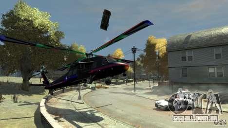 Wafflecat17s Annihilator para GTA 4 traseira esquerda vista