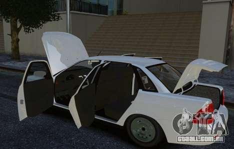 VAZ 2170 de Lada Priora para GTA 4 motor