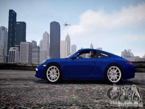 Porsche 911 Carrera S 2012 para GTA 4 esquerda vista