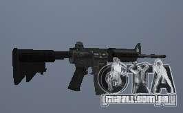 M4 para GTA San Andreas segunda tela