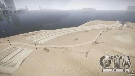 Wind Farm Island - California IV para GTA 4 quinto tela