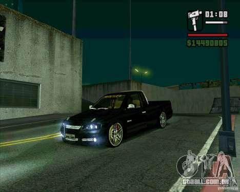 VW Saveiro G4 1.8 para GTA San Andreas