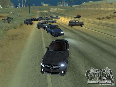 Campo de força para GTA San Andreas segunda tela