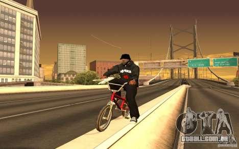Jaqueta-ponto (G) para GTA San Andreas sexta tela