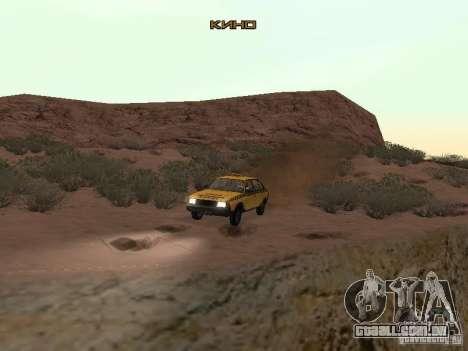 Rádio grupo filmes para GTA San Andreas por diante tela