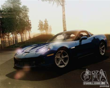 Optix ENBSeries Anamorphic Flare Edition para GTA San Andreas sexta tela