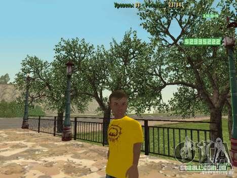 Pequena aluna para GTA San Andreas terceira tela