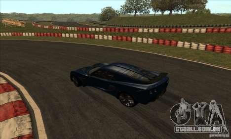 Faixa GOKART rota 2 para GTA San Andreas sétima tela
