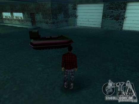 Veículos novos em todo o estado para GTA San Andreas terceira tela