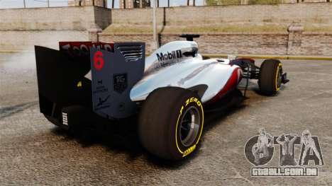 McLaren MP4-28 para GTA 4